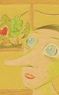 Mildi, il suo naso e l'amore - Un racconto di Francesco Vidotto