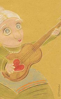 La do mi sol - Un racconto di Francesco Vidotto